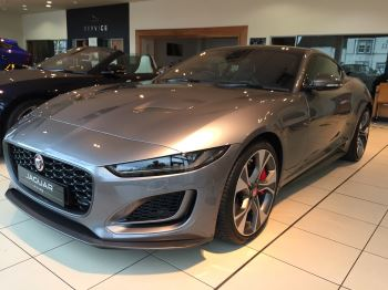 Jaguar F-TYPE 5.0 P450 Supercharged V8 First Edition SPECIAL EDITIONS image 4 thumbnail